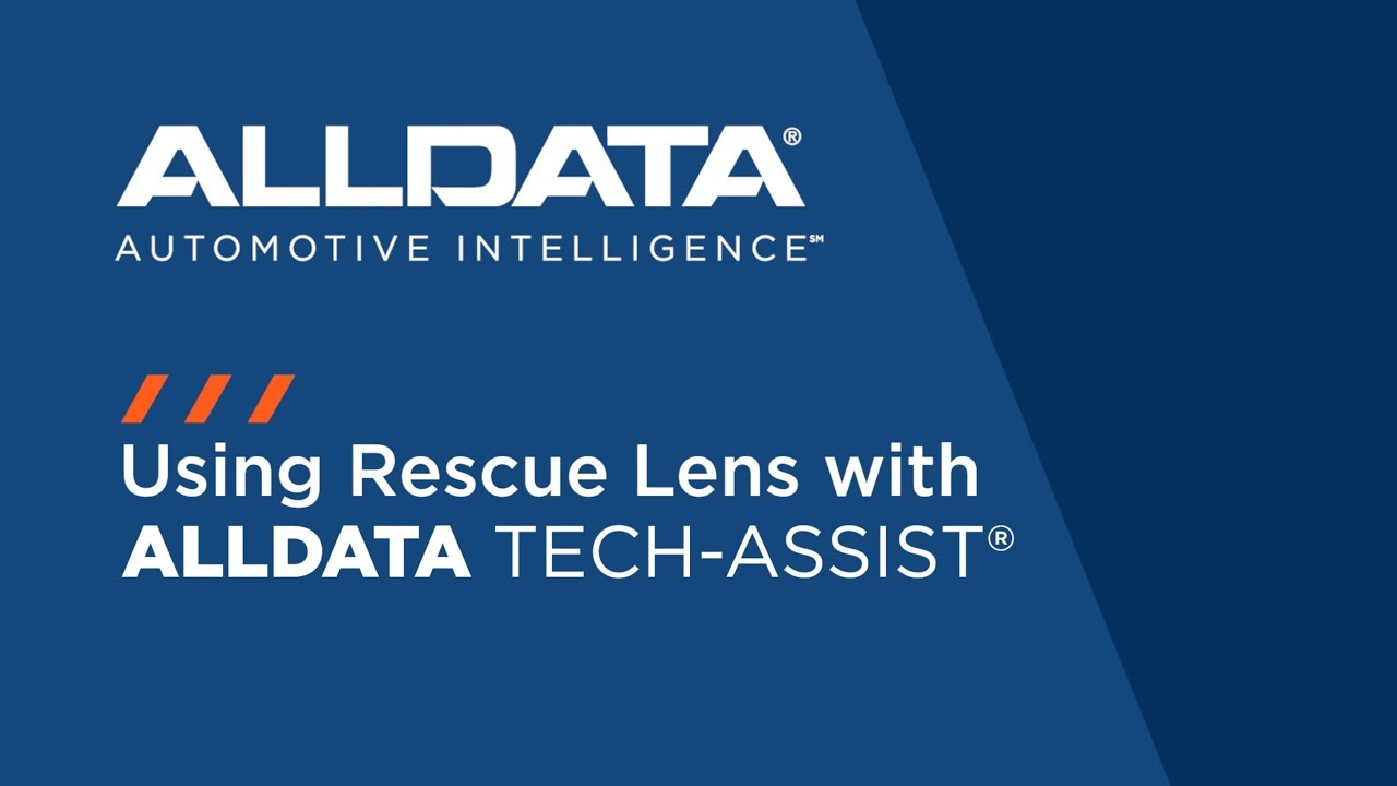 Don't just tell our techs the problem – show them! Rescue Lens provides interactive video diagnostics. With this free app, stream video to the Tech-Assist team.
